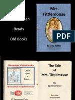 Mrs.Tittlemouse, Beatrix Potter, AutoPlay