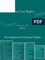 Know Your Rights - UN