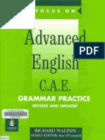 Focus on Advanced EnglishC.a.E.grammar.3526325715