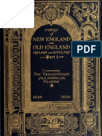 Towns of New England and Old England, Ireland and Scotland (1921) Pt1