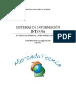 Sistemas de Información Interna Unidad 2