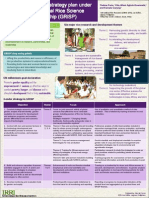 Gender strategy plan under the Global Rice Science Partnership (GRiSP)