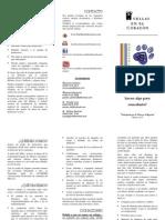 Folleto Huellas Info