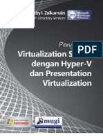 eBook Pengantar Virtualization Server Dengan Hyper-V Dan Presentation Virtualization