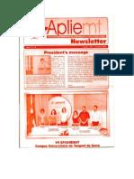 Apliemt Newsletter, Ano v, n. 10, Cuiaba, Outubro 2005