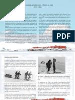 LXIV Campaña antártica del Ejército de Chile 2010-2011.