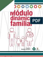 Cartilla Modulo dinámica Familiar