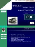 6ta Balance General