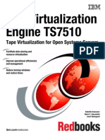 IBM Virtualization Engine TS7510 Tape Virtualization for Open Systems Servers Sg247189