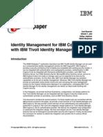 Identity Management for IBM Cognos 8 With IBM Tivoli Identity Manager Redp4643