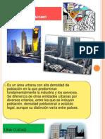 Cuidad y urbanismo