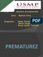SEMINARIO PREMATURO