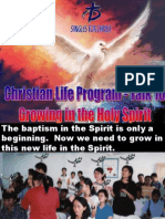 Talk 10 Growing in the Holy Spirit(SFC Roxas Chapter)