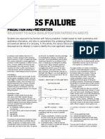 Corporate Failure Article