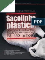 Revista Reciclagem Moderna 17 Sacolinha Plastica