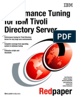 Performance Tuning for IBM Tivoli Directory Server - Redp4258