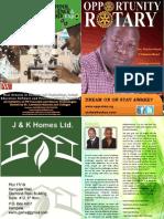 Opportunity Rotary Magazine Vol 2