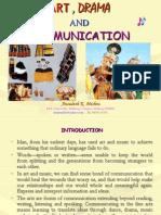 Art, Drama and Communication