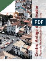 Centro Antigo de Salvador - Plano de Reabilitação Participativo