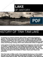 Workgroup Tinh Tam Lake
