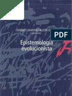 MARTINEZ-OLIVE 1997 Epistemologia Evolucionista