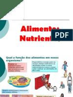 NUTRIENTES E SIST DIGESTÓRIO  8º 2012.