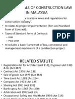 Construction Law 1