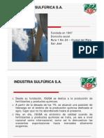 Industria Sulfúrica