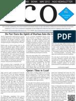 ECO - Bonn Climate Negotiations - May 25 2012