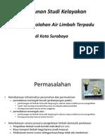 Penyusunan FS Air Limbah
