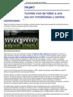 El Pachuca_ de humilde club de fútbol a una poderosa empresa_ El Comercio Perú