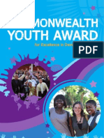 Commonwealth Youth Award