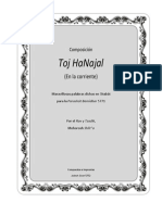 Bamidbar-1 5771 (Español)