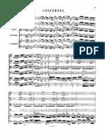 Concierto n°1 Bwv 1052 Para Clave de Bach