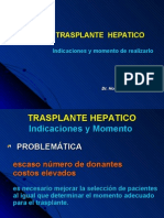Trasplante Hep