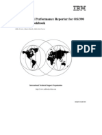 SLR to Tivoli Performance Reporter for OS-390 Migration Cookbook Sg245128