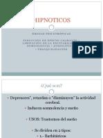 Hipnoticos presentación