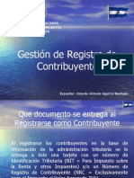 20070416 200411 El Registro de Contribuyentes Identificacion (El Salvador II)