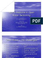 2006 Sports Medicine in Open Water Swimming