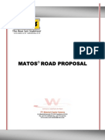 Proposal English-matos Soil Stabilizer
