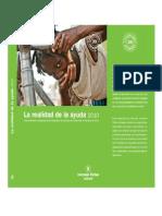 La Realidad de La Ayuda. Intermon Oxfam