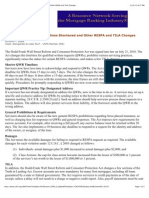 USFN | Dodd-Frank Act
