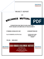 Reliance Mutual Fund Snehasis