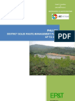 Phu My - District Solid Waste Management Plan