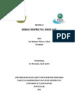 :...Referat Hirschsprung Disease...: