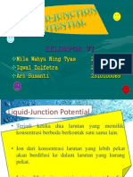 Liquid Junction Potensial