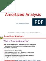 AOAAmortizedAnalysis