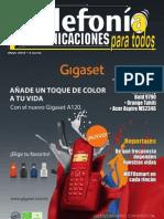 TyC Telefonia y comunicaciones Mayo 2012
