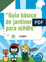 Guía básica de jardinería para niños