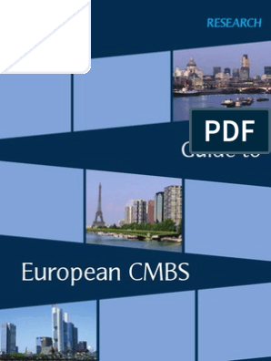 Guide to: European CMBS